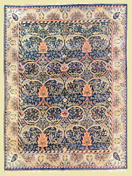 William Morris Design Rug Reg Retail $4,160. Actual Freight Will Be Charged  ...